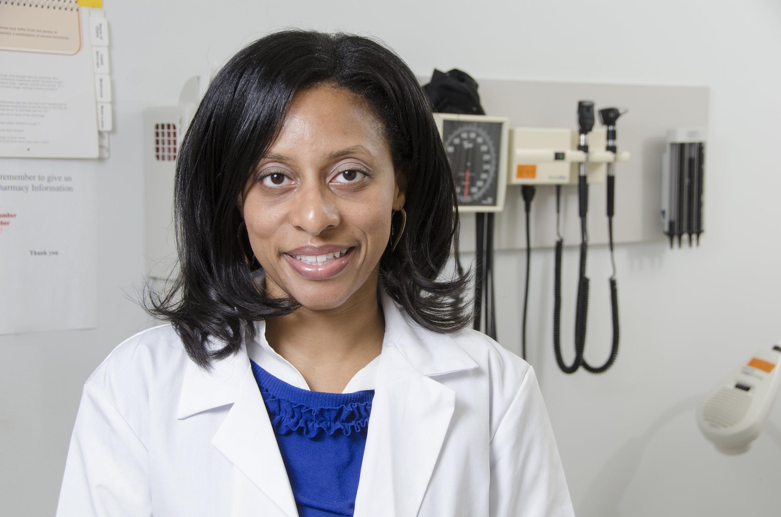 Dr. Alana Biggers