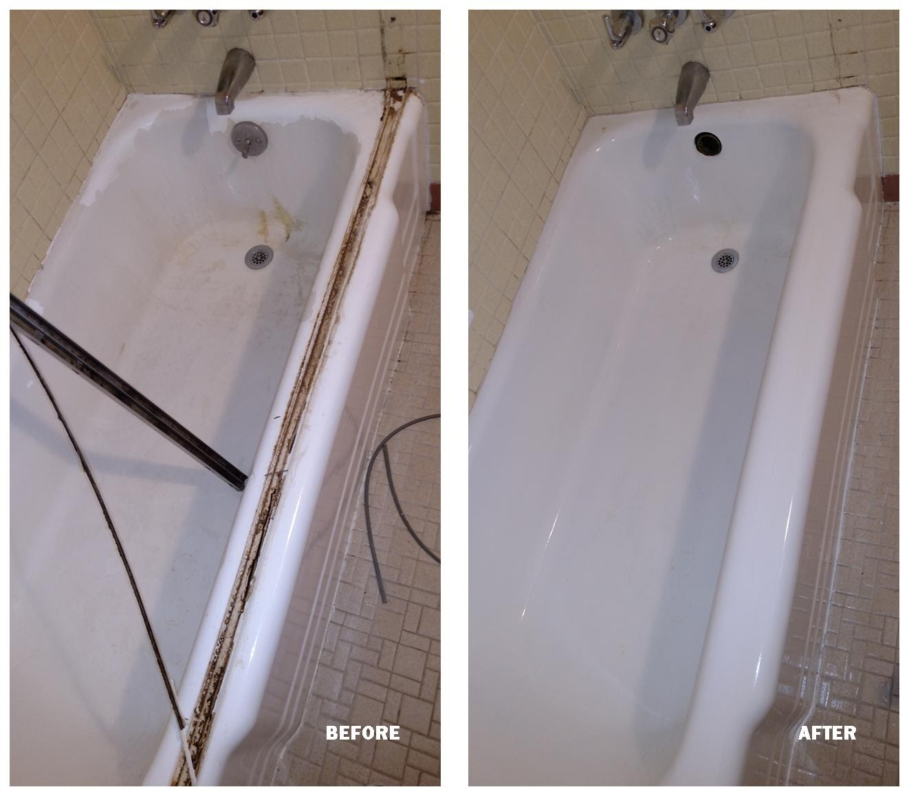 Bathtub Repair and Refinishing