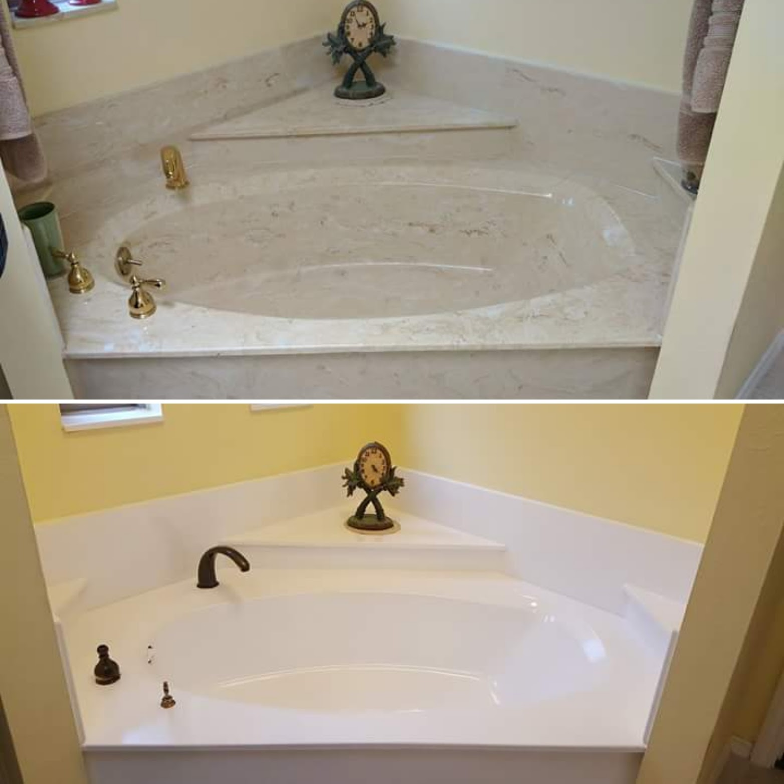 Cultured Marble Tub Refinishing