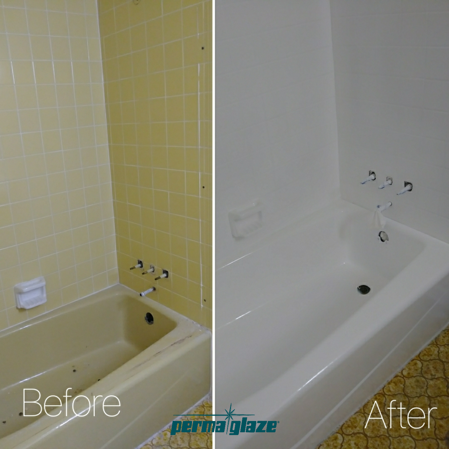 Bathtub and Surround Refinishing