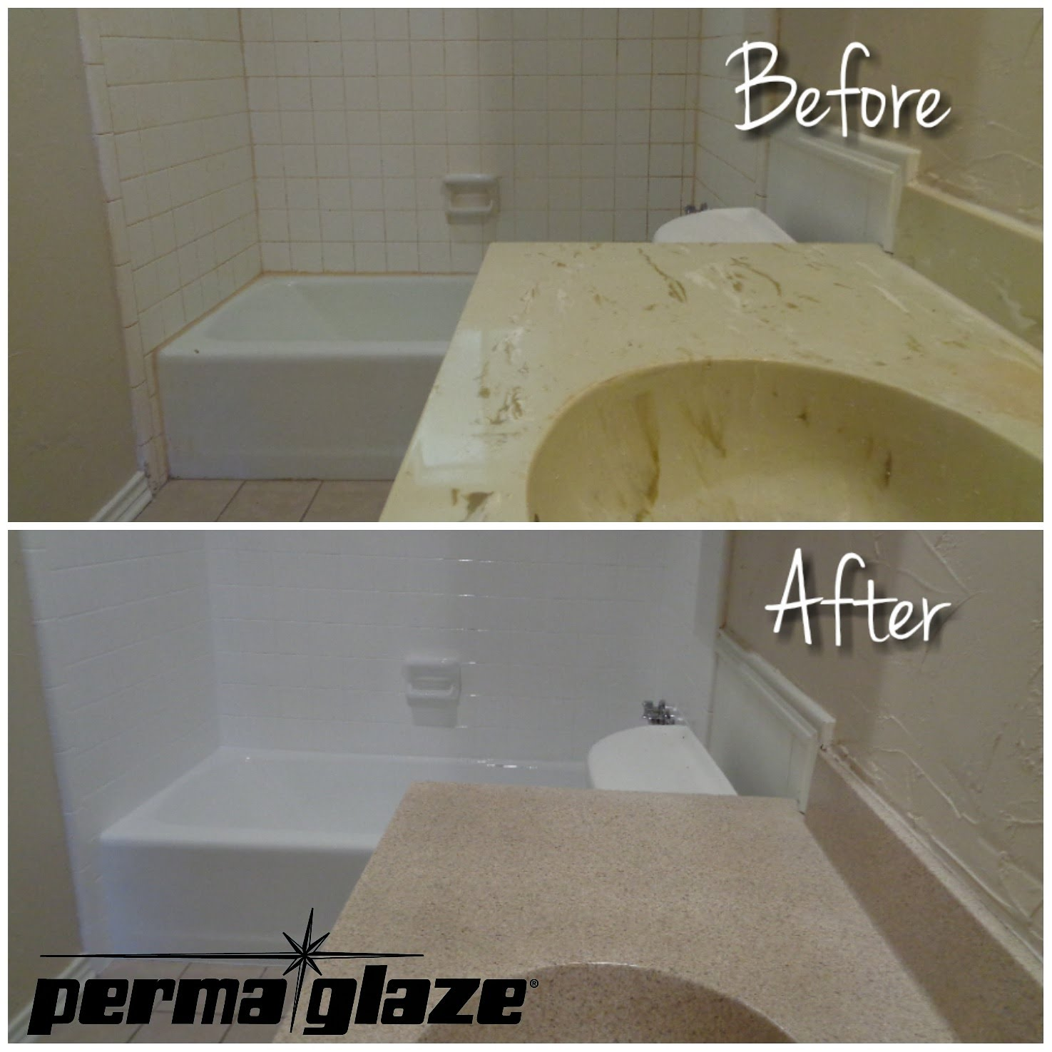 Countertop and Shower Resurfacing