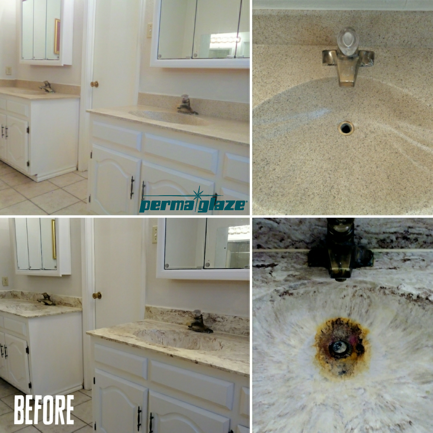 Sink Repair and Resurfacing