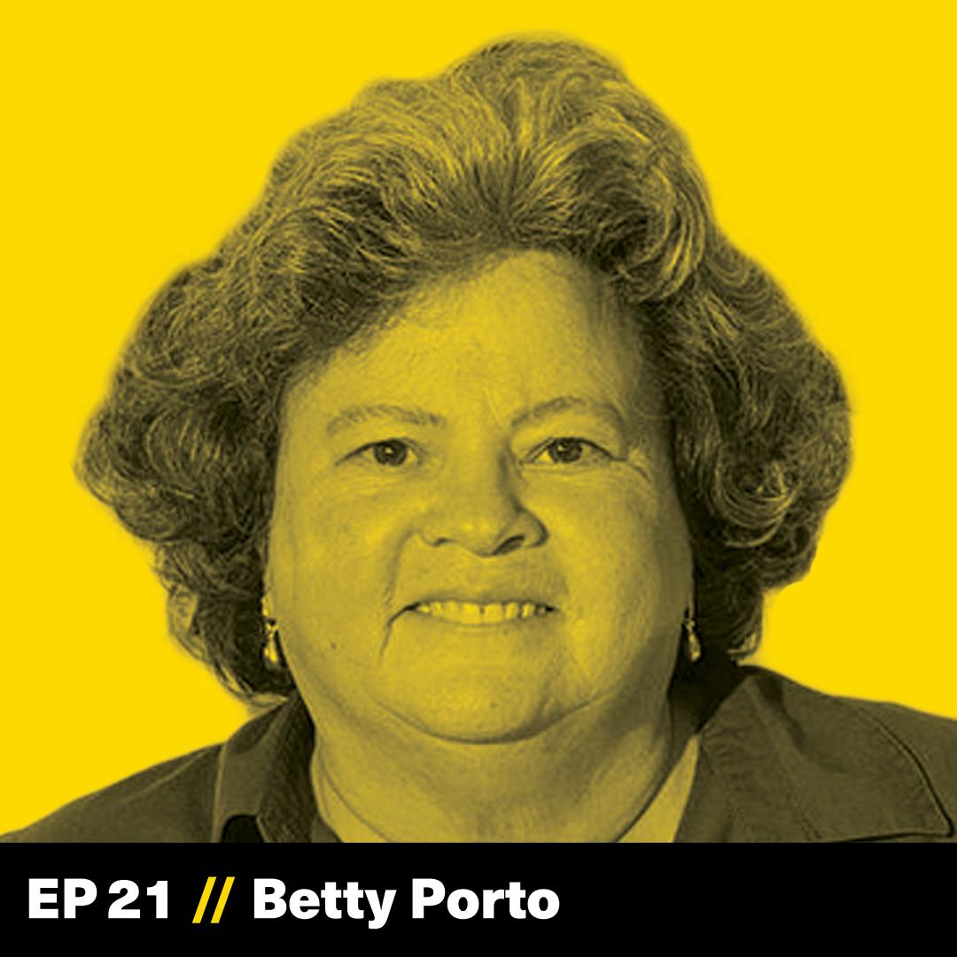 Betty Porto, Porto's Bakery and Cafe, The Founder Hour, Podcast