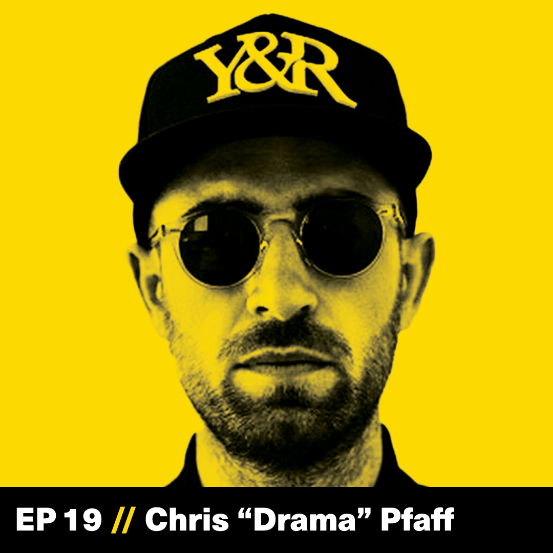 Chris Drama Pfaff, Young & Reckless, Short Story Long Podcast, The Founder Hour, Podcast