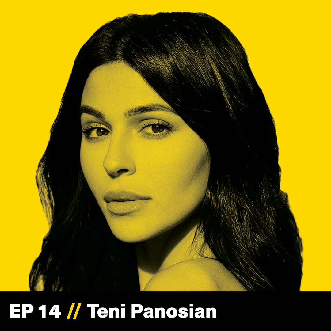Teni Panosian, The Founder Hour, Podcast
