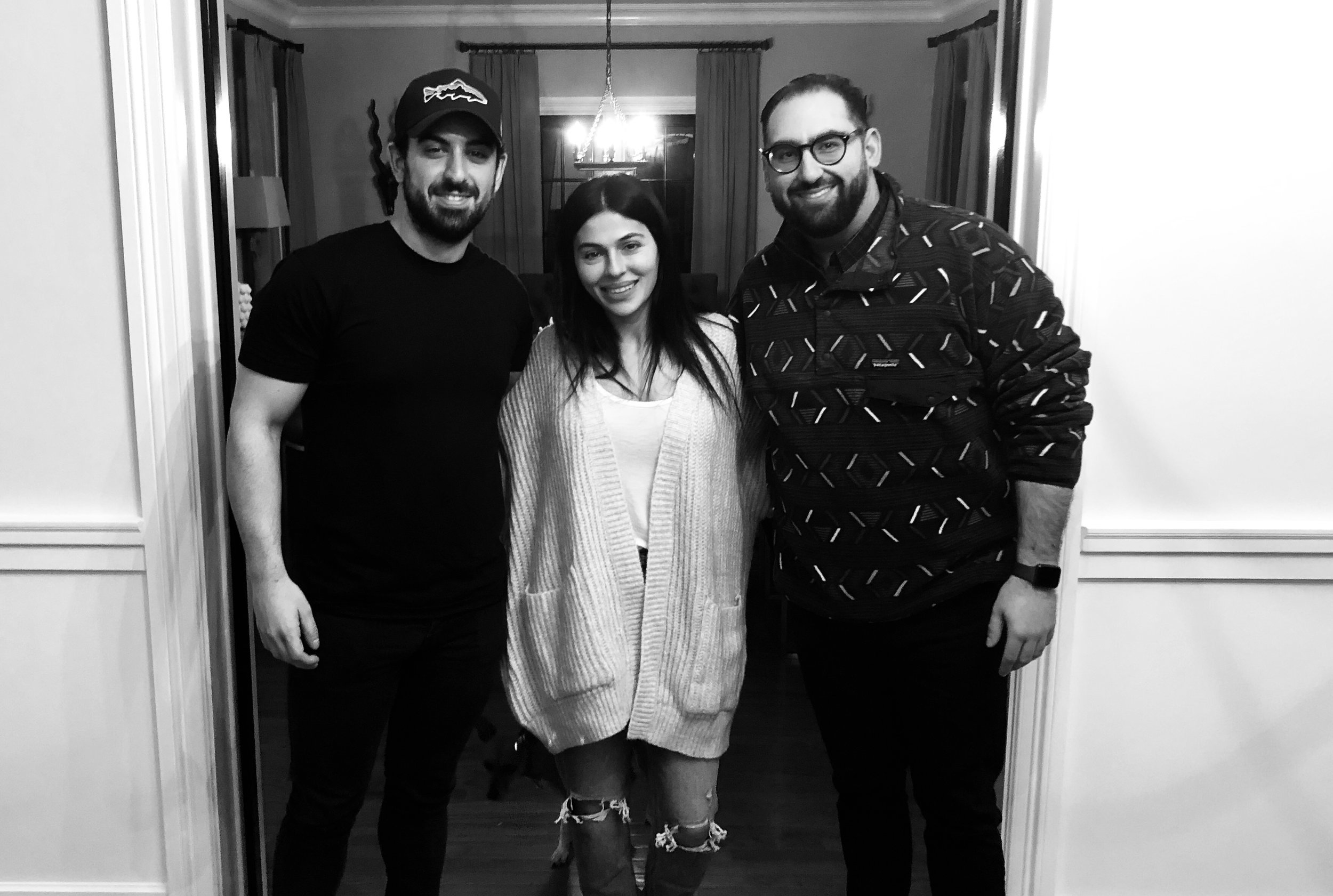 Teni Panosian, The Founder Hour, Podcast, Pat and Posh