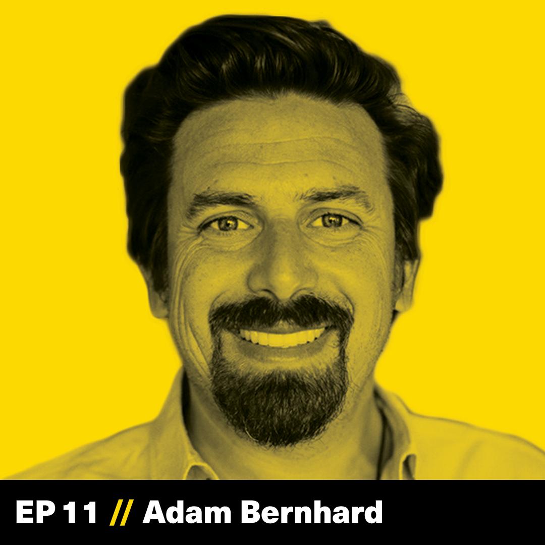 Adam Bernhard, HauteLook, The Founder Hour, Podcast
