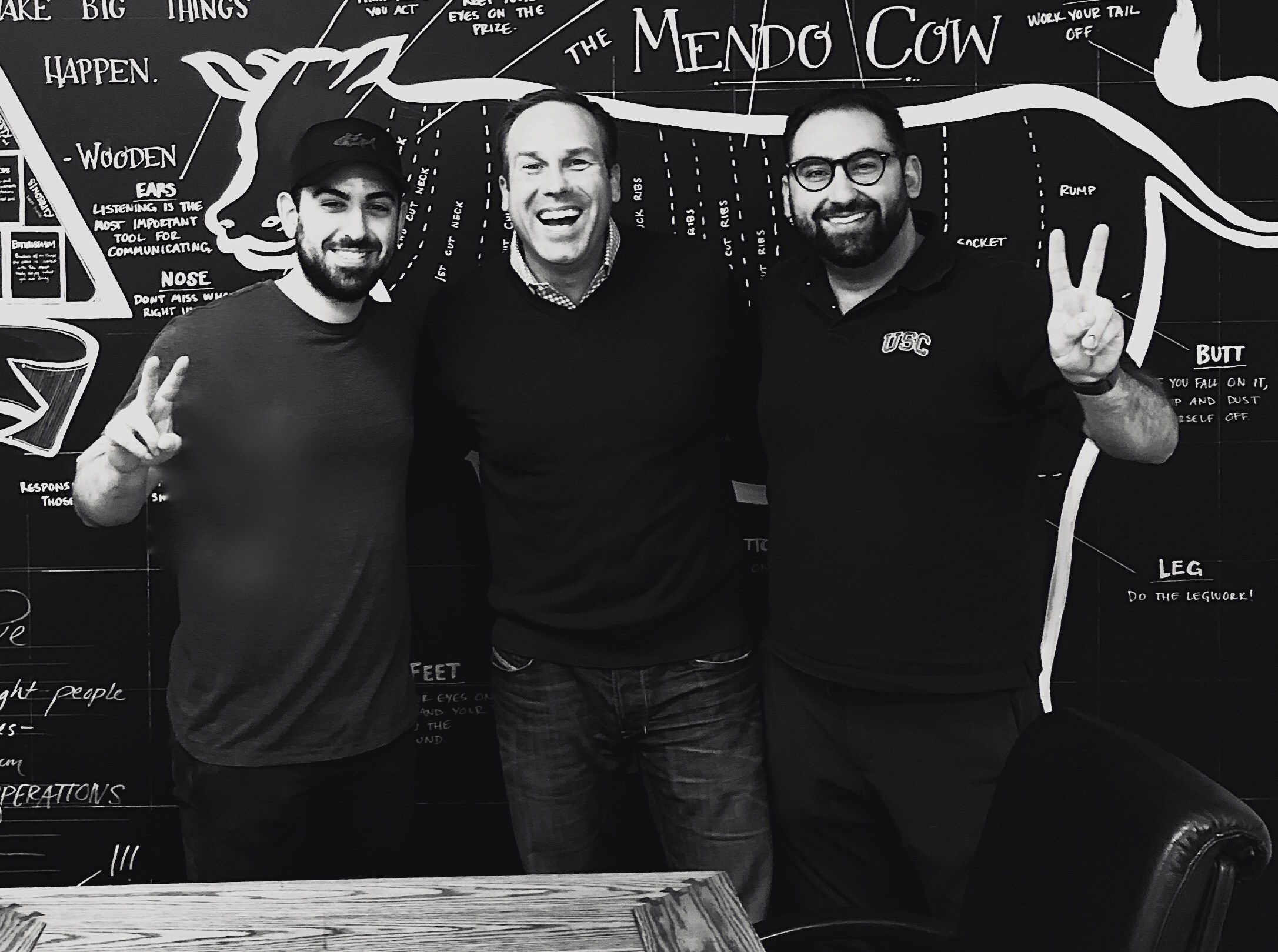 Mario Del Pero, Mendocino Farms, The Founder Hour, Podcast, Pat and Posh