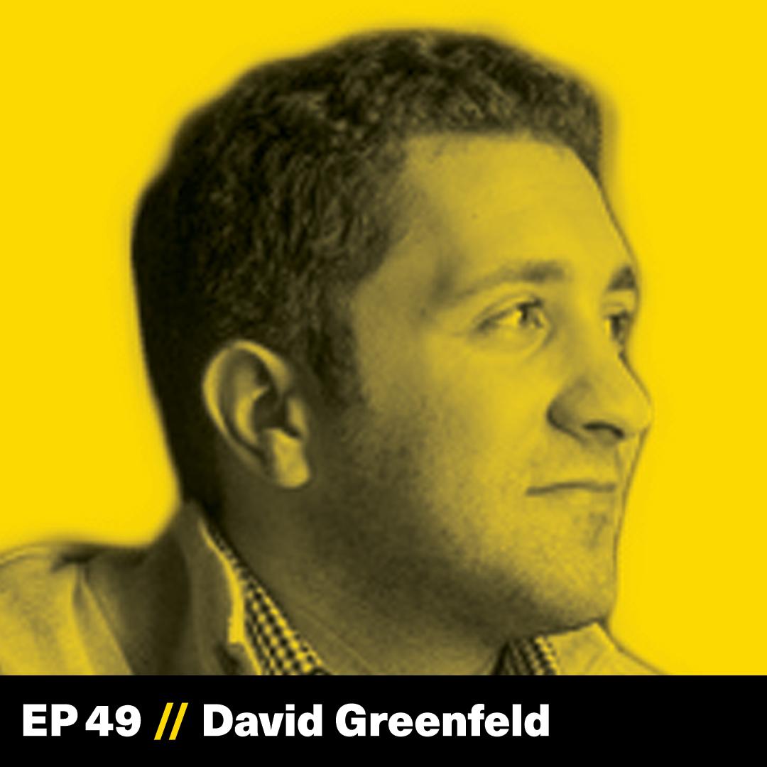 David Greenfeld, Dream Pops, The Founder Hour, Podcast