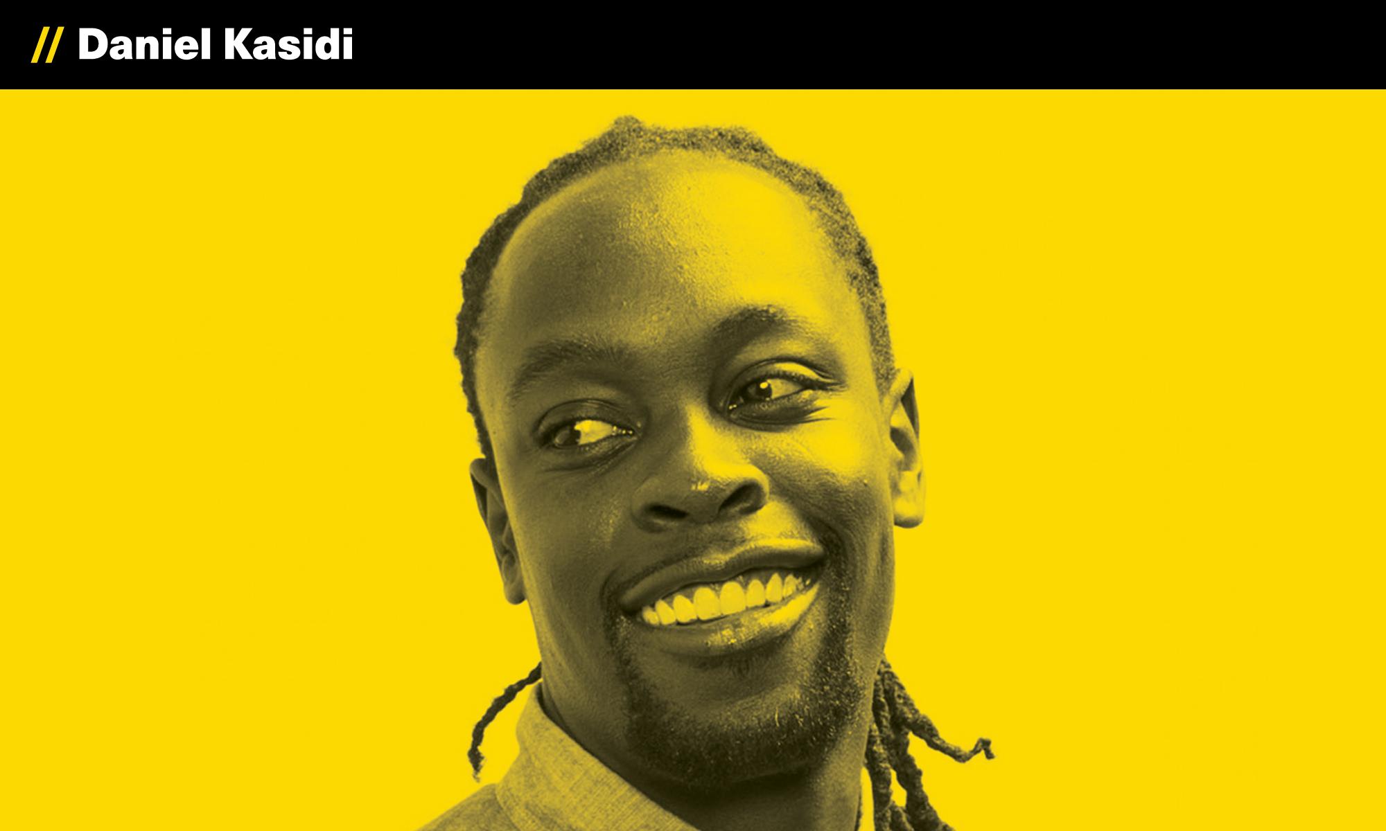 Daniel Kasidi, Rastaclat, The Founder Hour, Podcast