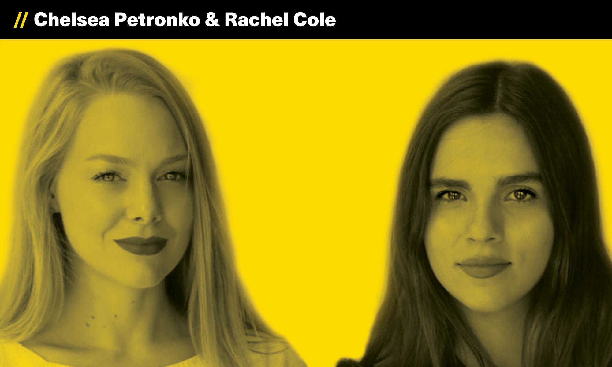 Chelsea Petronko, Rachel Cole, Vernissage Art Advisory, The Founder Hour, Podcast
