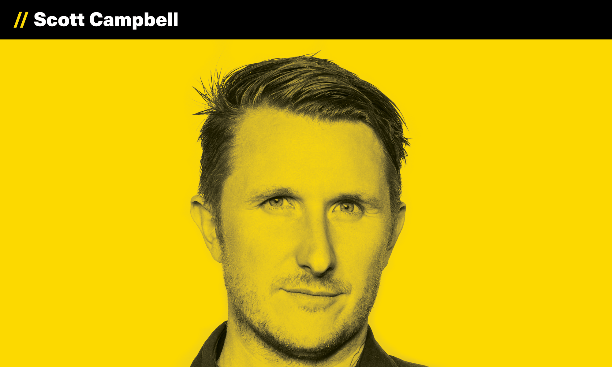 Scott Campbell, Beboe, The Founder Hour, Podcast