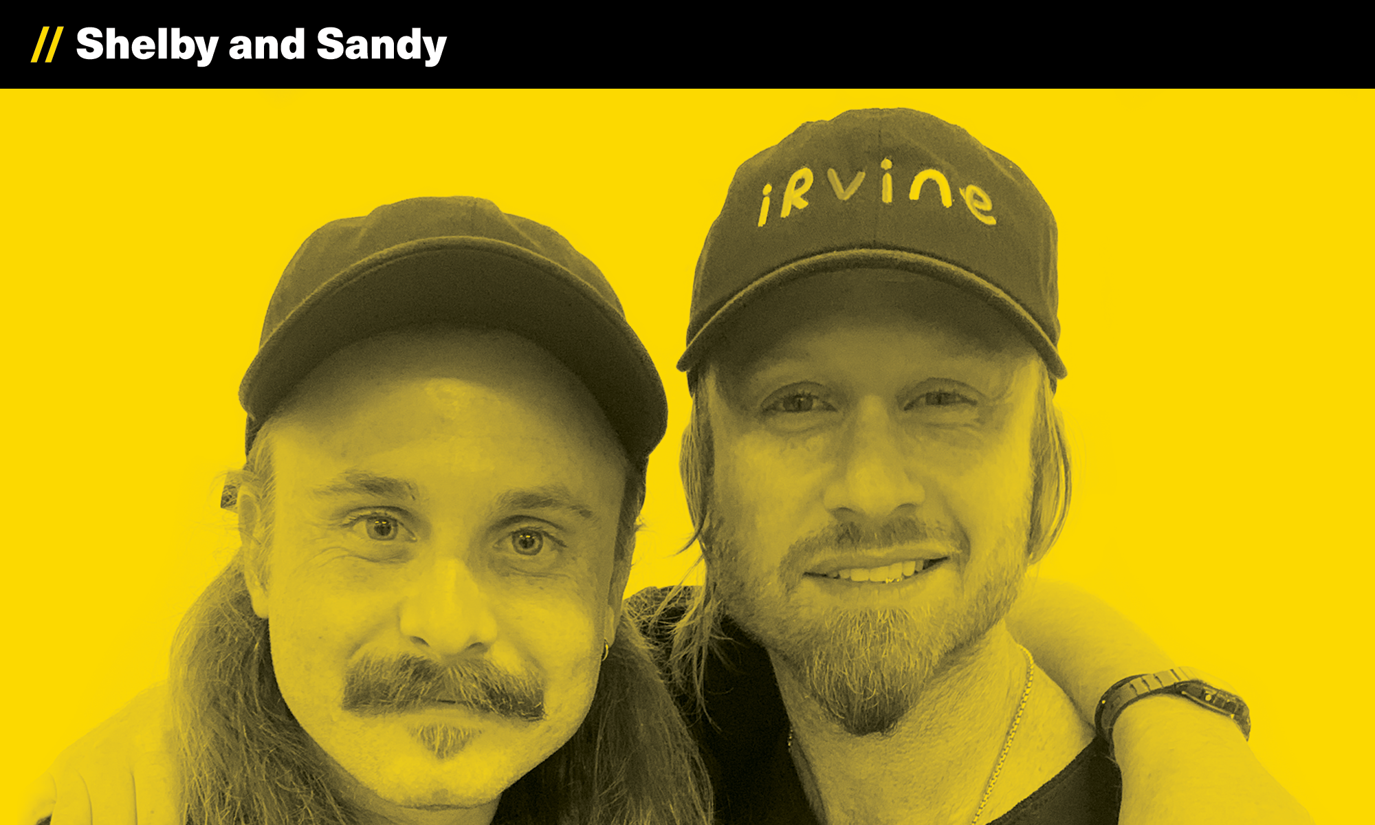 Shelby and Sandy, The Founder Hour, Podcast