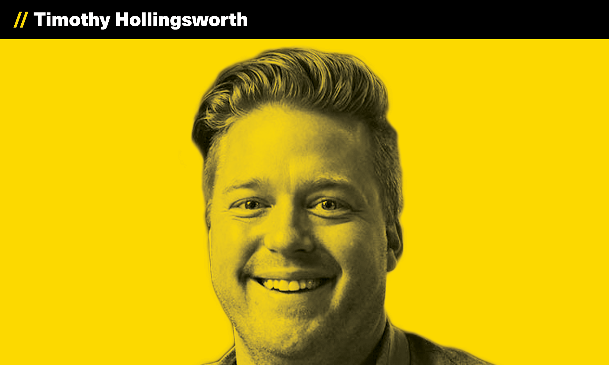 Timothy Hollingsworth,  The Founder Hour, Podcast