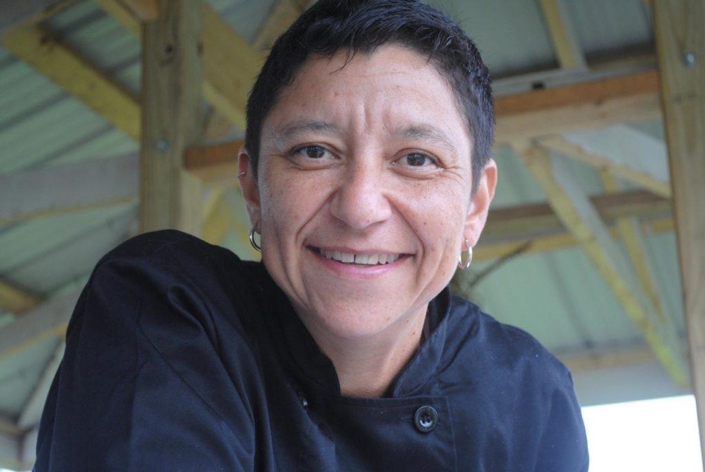 Amanda Escamilla of Tex Mex Eats. Photo courtesy of Tex Mex Eats.