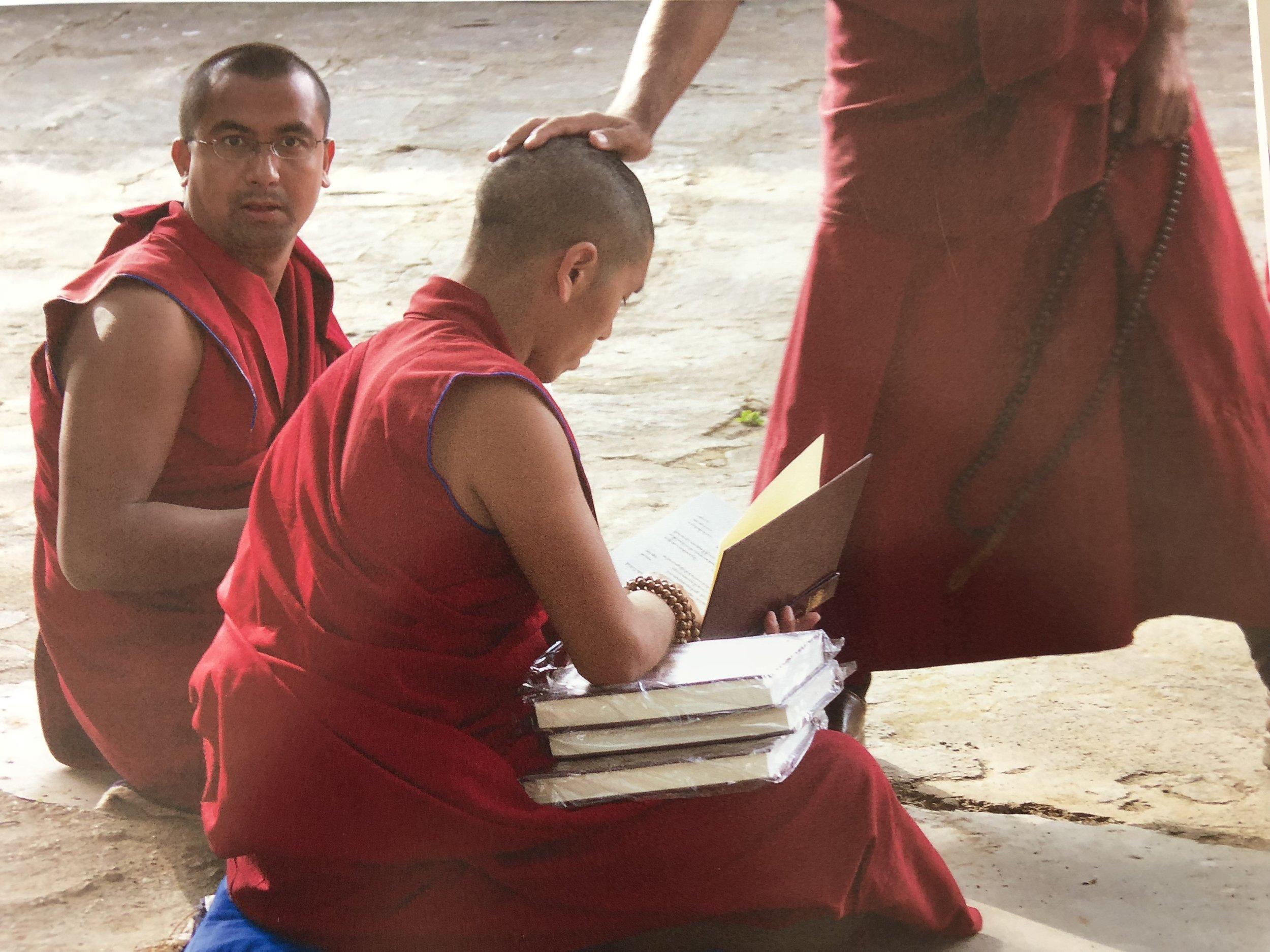 Yannick_Debating Monks.jpg