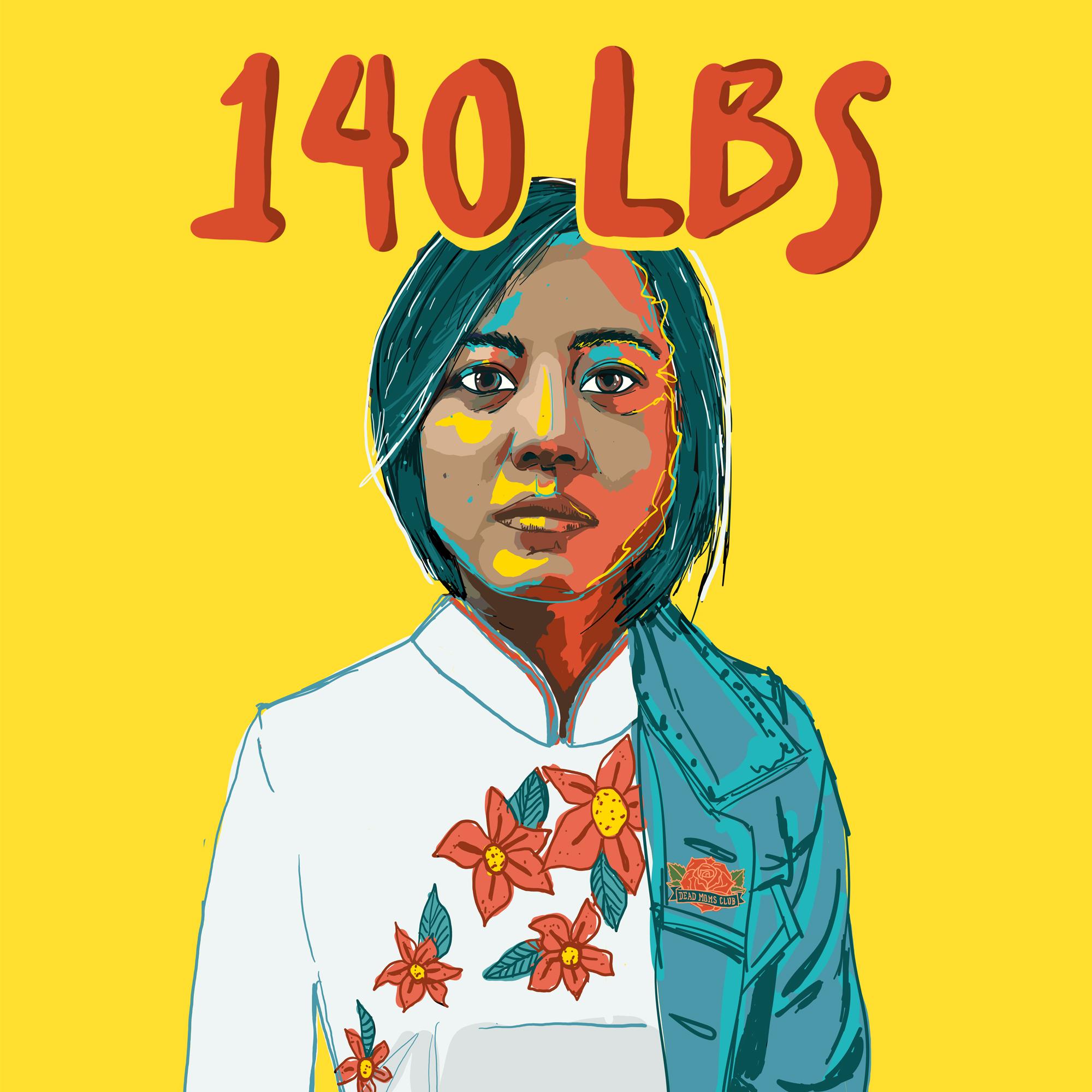 140 LBS -