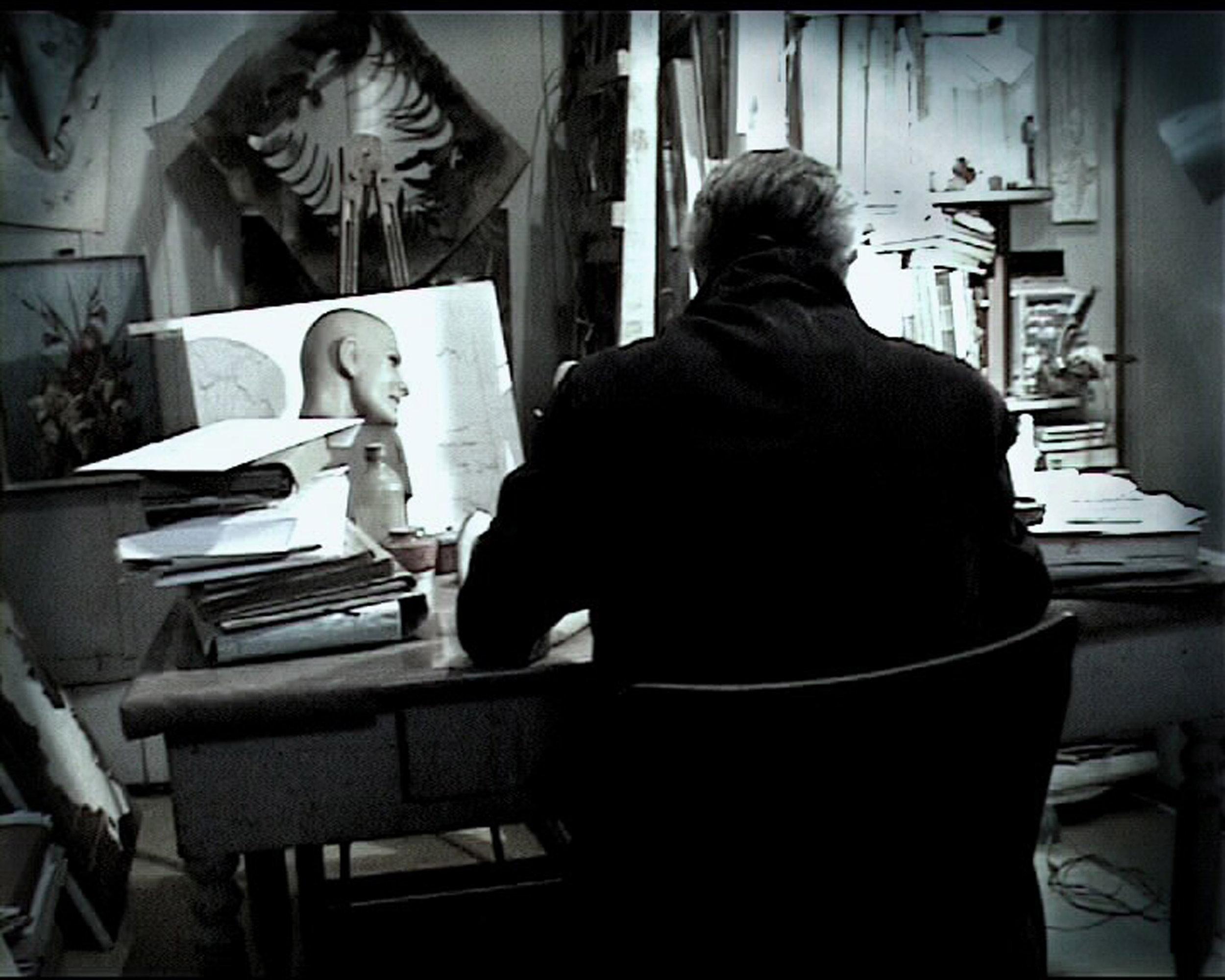 Adrian Paci, Piktori (2002)
