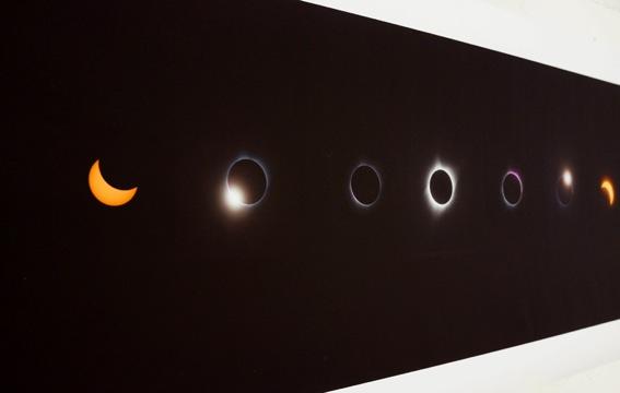 Jenny-Marie Johnsen,  Total Solar Eclipse (2017)