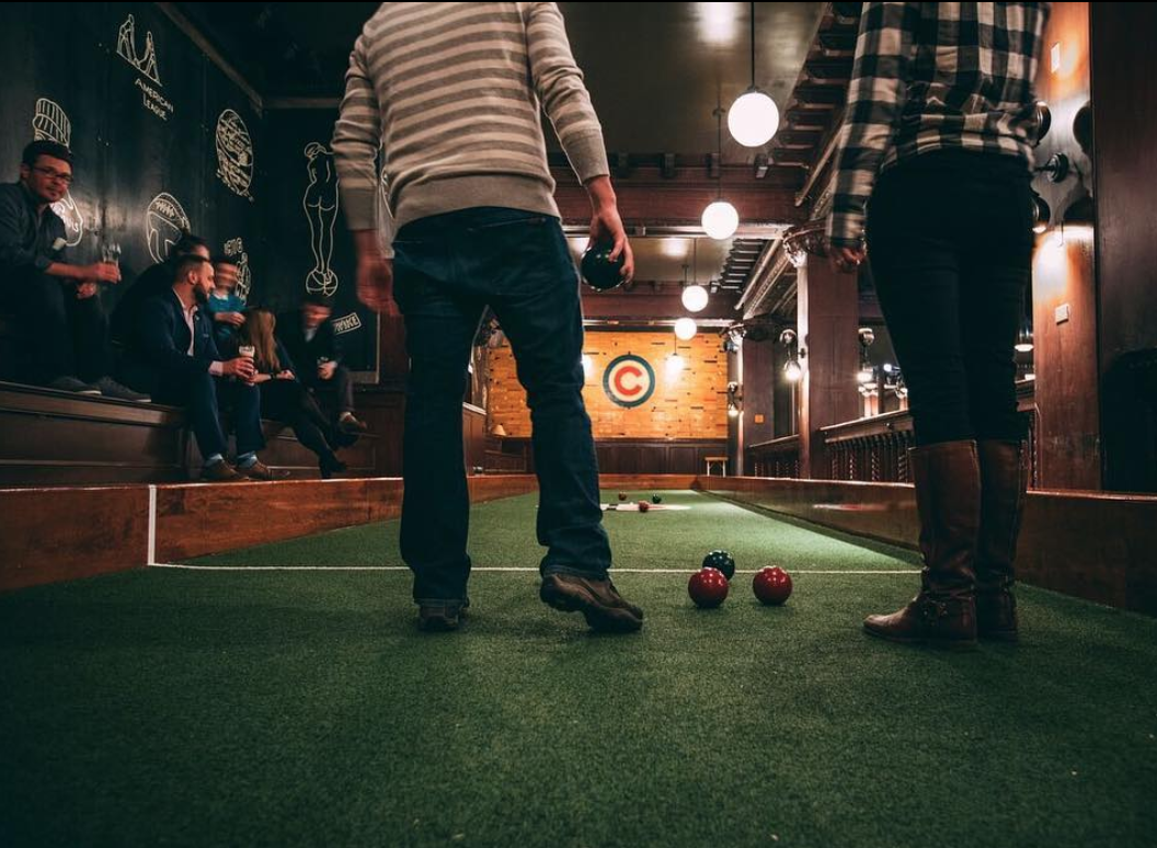 Photo Cred: Game Room