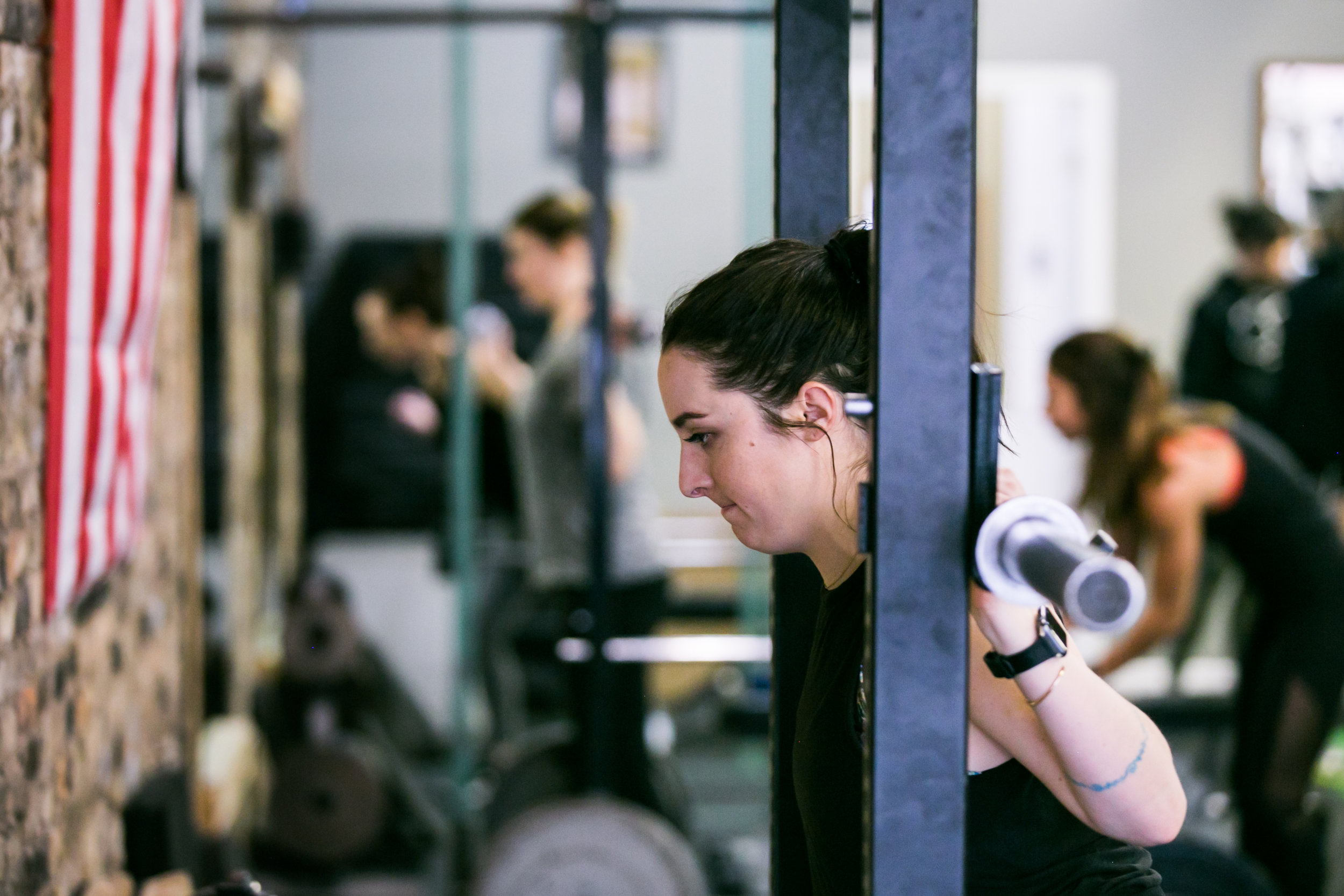 Individual class bookings and class packs are available for Ladies Who Lift.