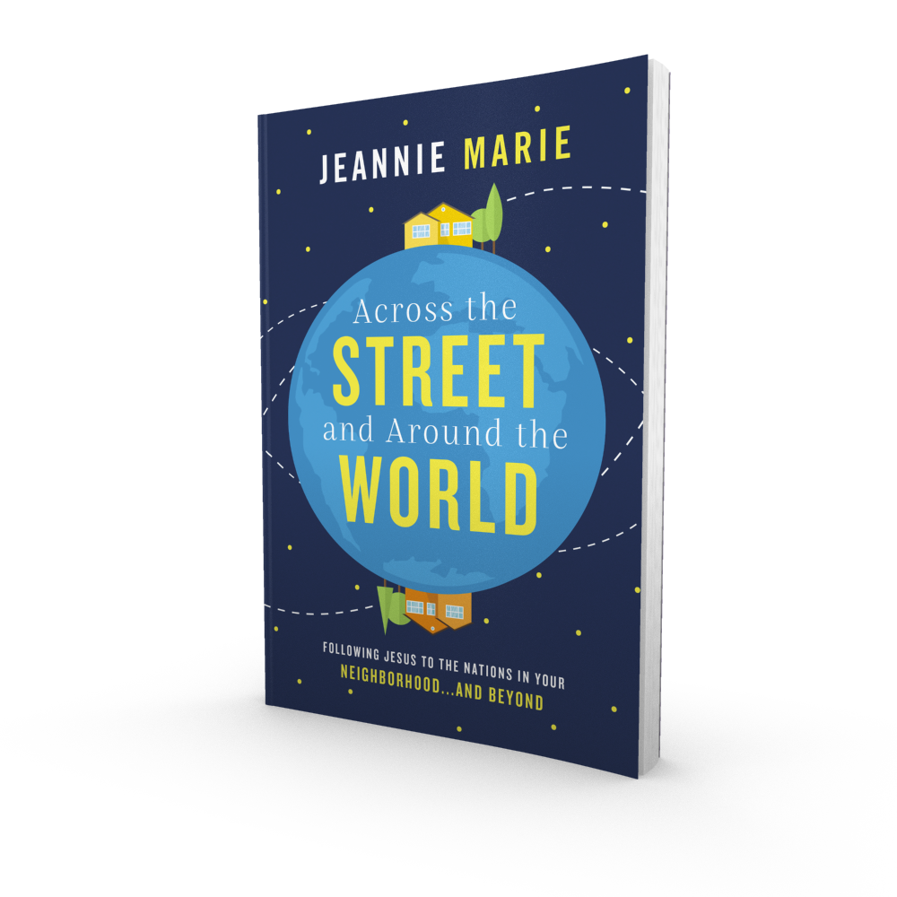 """""""Jeannie Marie shares a lifetime of invaluable experience with the rest of us. Her book is a treasure trove of insights and practical resources for engaging the nations in our own backyard and to the ends of the earth!"""" - David Garrison, author of Church-Planting Movements and Wind in the House of Islam."""