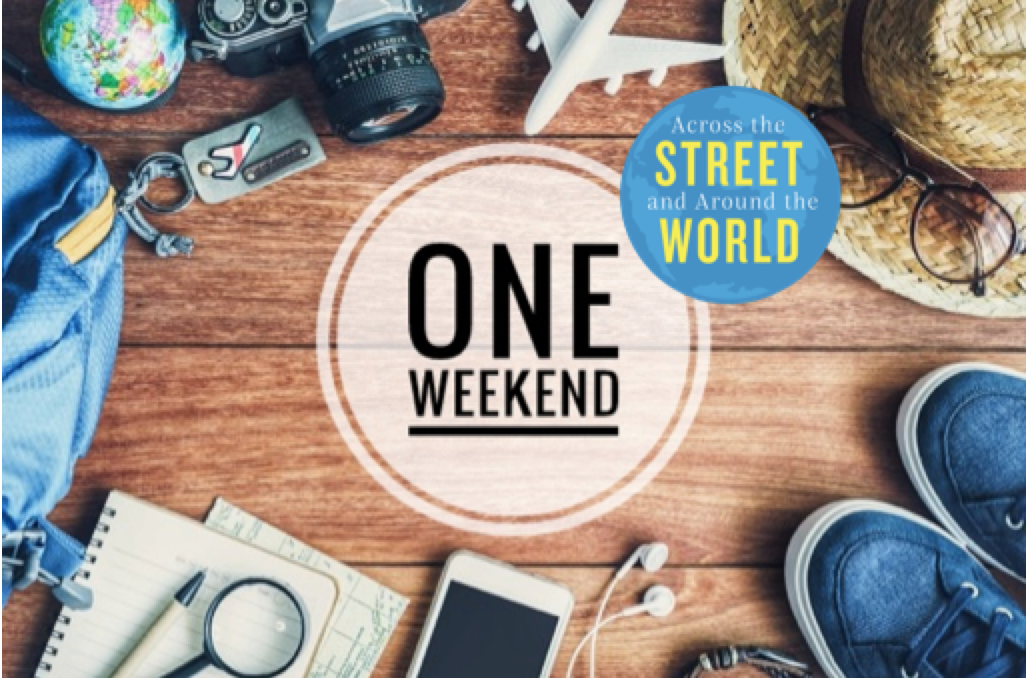 Weekend Message Topics - See outlines for one weekend, four-weekend, eight-weekend message outlines. Jeannie Marie can speak on any message outline for one of the weekend topics, and you fill in the rest!