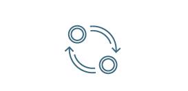Aktiv forvaltning  Dedikert team med betydelig erfaring fra industri, finans og rådgivning