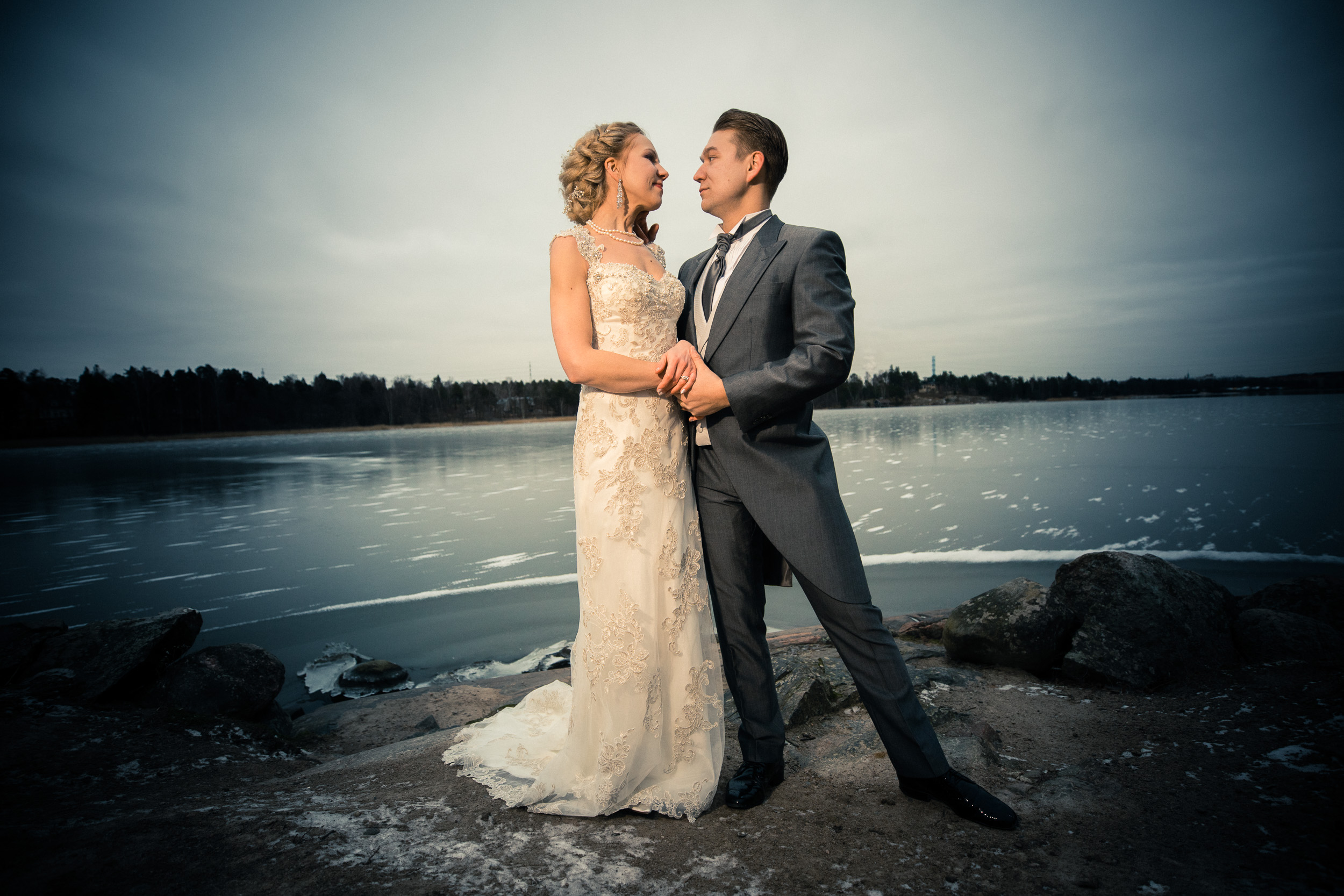 Laura & Kari - Hääkuvaus / Wedding photo