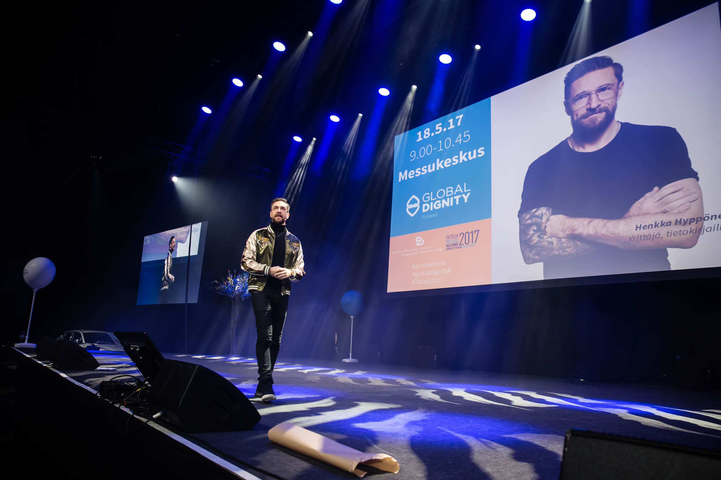 Global Dignity | Taitaja Helsinki 2017