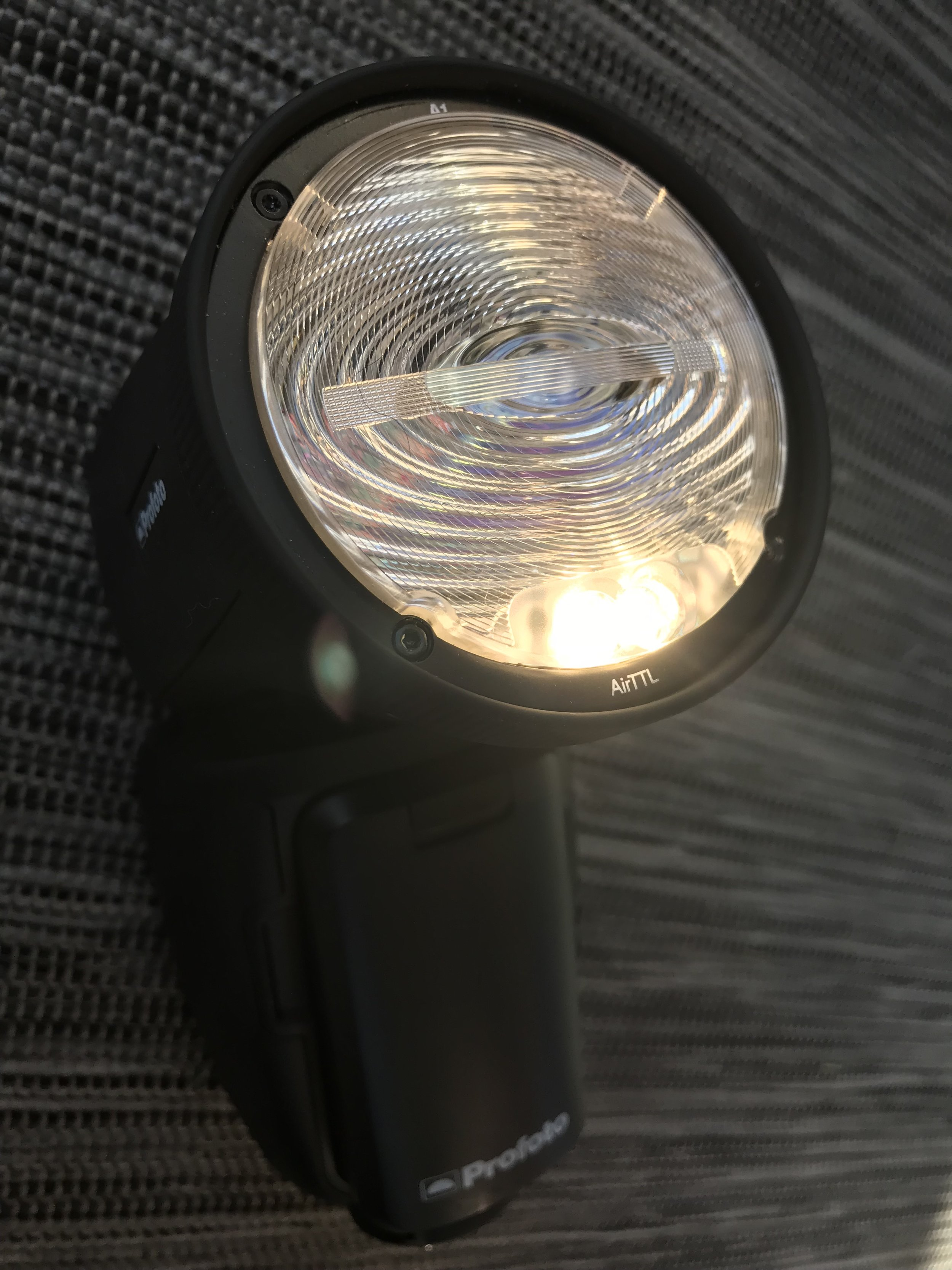 Profoto A1 AirTTL-C Integrated LED modeling light