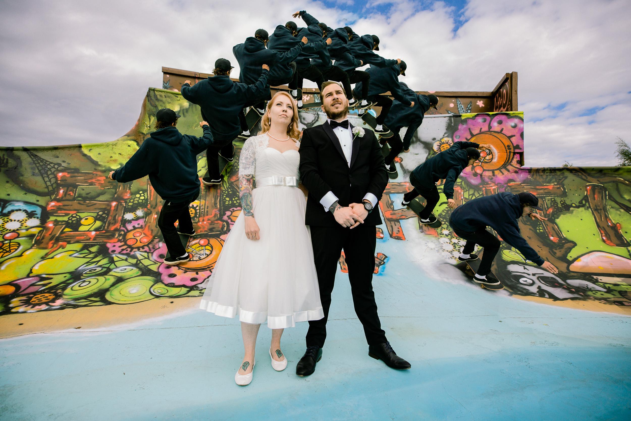 Sanna & Jeremy - Wedding Photos