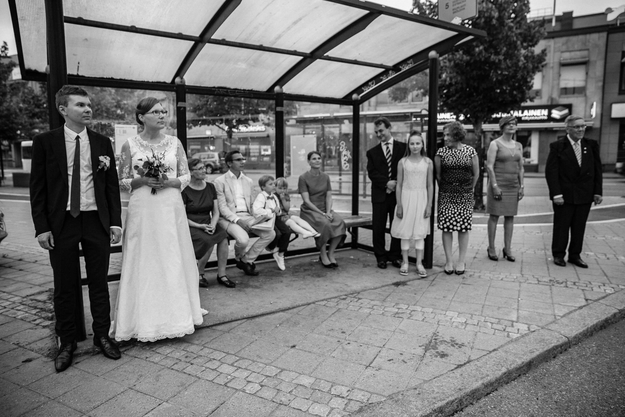 Wedding Portrait - Hääkuvaus