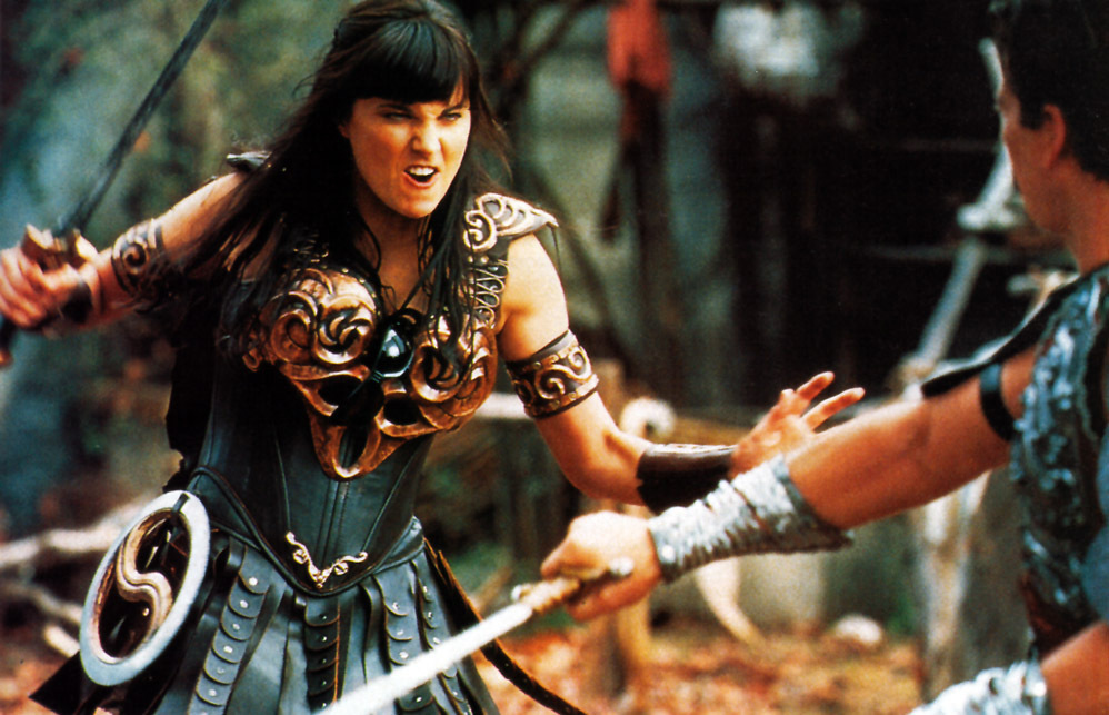 Image from Xena Warrior Princess