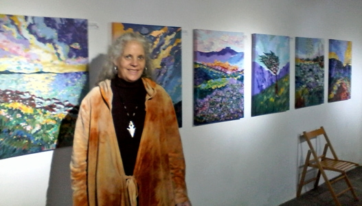 2017 - Solo exhibition at Fynarts   http://www.hermanusfynarts.co.za/