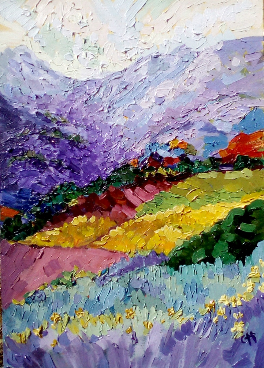 SOLD - The Valley