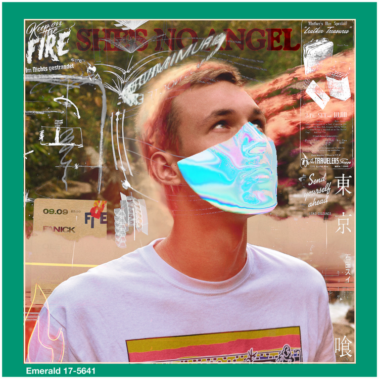 mask on. 24/7