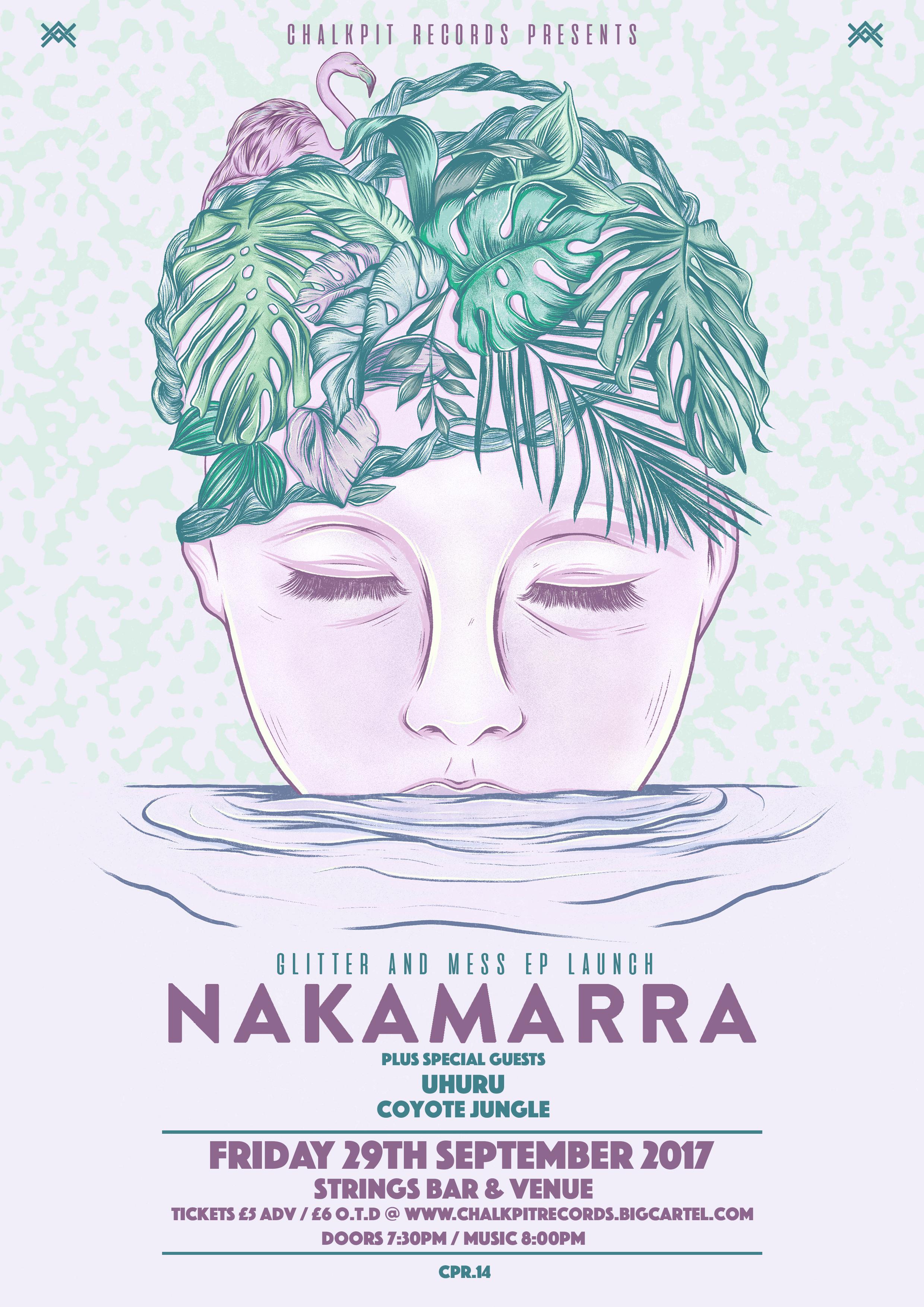 Nakamarra EP Launch at Strings