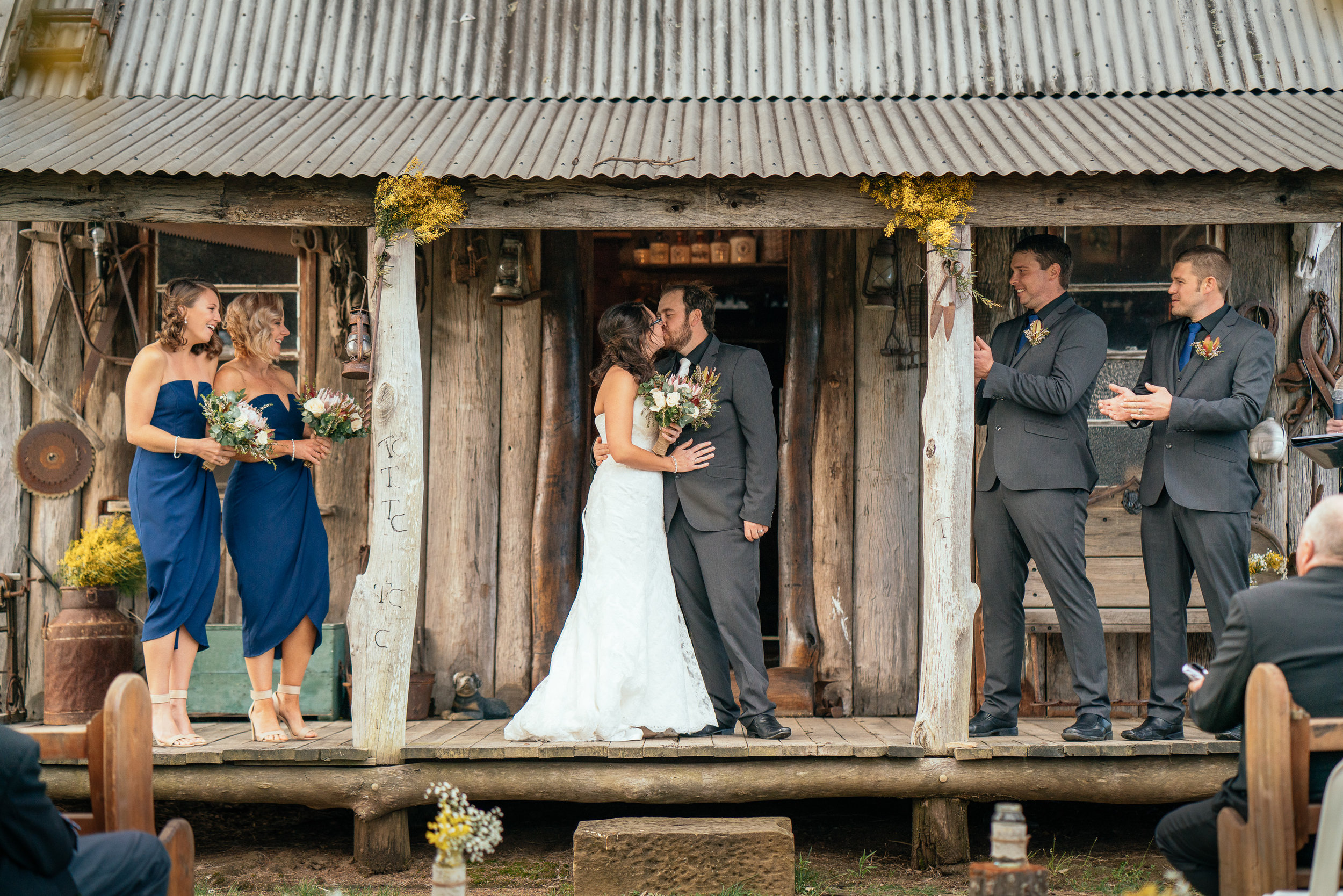 Erin & John - Thank you so much Ludo for capturing our special day! We have gorgeous photos and thank you for making everyone feel comfortable to get their picture taken! Cannot thank you enough for all your hard work! Xx