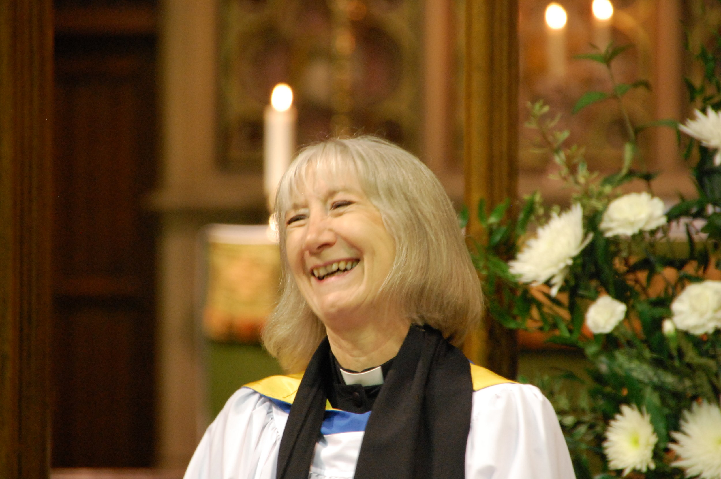 The Rector - Reverend Ann Keating as the Rector is an ordained Church of England priest who is employed to work full-time in the four churches. Having been in post for over four years, Ann thrives on the day to day variety offered in her work.