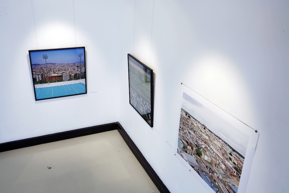Work on the Cities in Crisis Exhibition.jpg