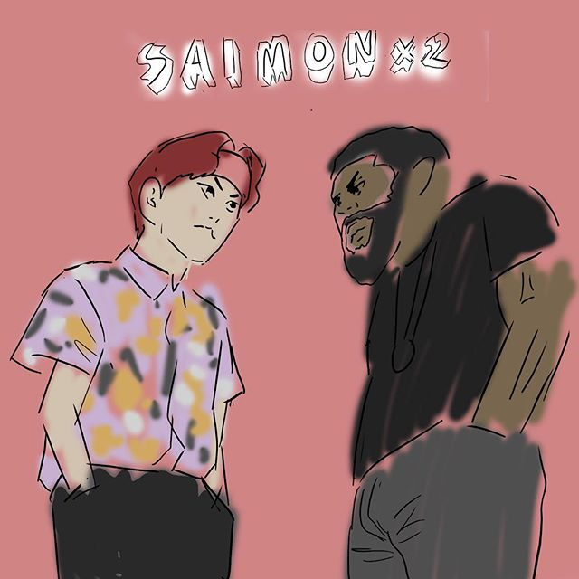 [사이먼 도미닉 (Simon Dominic)] [왈] 커버 아트워크 비하인드 2 [Simon Says] Cover artwork behind 2 - 사이먼 도미닉 - '왈 (Feat. Pharoahe Monch)' Simon Dominic - 'Simon Says (Feat. Pharoahe Monch)' - 사이먼 도미닉 - '왈 (Feat. Pharoahe Monch)'이 국내외 전 음원사이트를 통해 발매 되었습니다. 많은 관심 부탁드립니다. Simon Dominic - 'Simon Says (Feat. Pharoahe Monch)' is now available on all streaming platforms (releasing time may vary depending on the country) (Link in bio) - #사이먼도미닉 #SimonDominic @longlivesmdc #PharoaheMonch @pharoahemonch #기안84 @khmnim1513 #왈 #SimonSays #AOMG