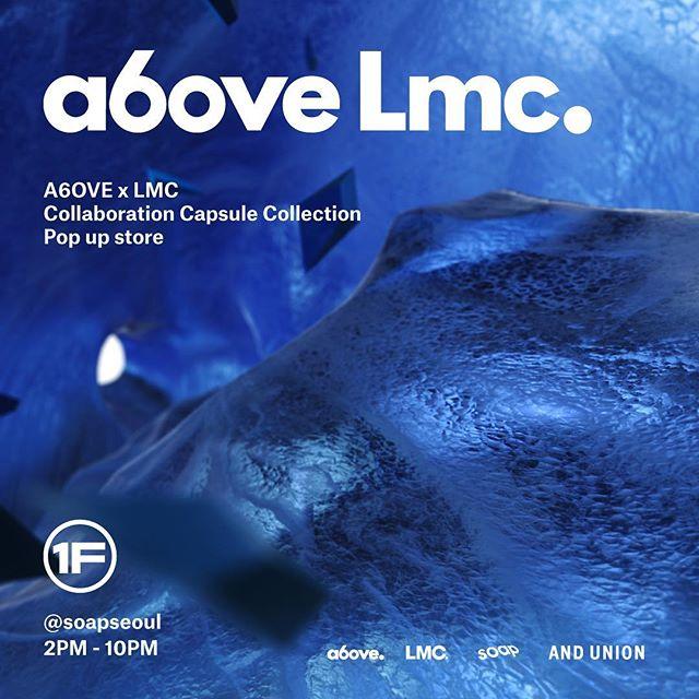 #a6ovelmc A6OVE x LMC Pop-up Store - A6OVE 와 LMC 의 첫 콜라보레이션 캡슐 컬렉션이 클럽 SOAP 1층 팝업 스토어를 통해 처음 공개 됩니다. - PLACE: CLUB SOAP 1F (이태원동 132-3) @soapseoul DATE: 2018.11.04(SUN) 14:00 ~ 22:00 - #01 A6OVE x LMC OVERSIZED LONG PUFFER COAT #02 A6OVE x LMC ZIP-UP HOODIE #03 A6OVE x LMC HOODIE #04 A6OVE x LMC LSV SWEAT TEE #05 A6OVE x LMC 7 PANEL BALL CAP #06 A6OVE x LMC PASSPORT BAG - Credit Card Payment Only (카드 결제만 진행) #A6OVE #LOSTMANAGEMENTCITIES #ANDUNION #SOAPSEOUL