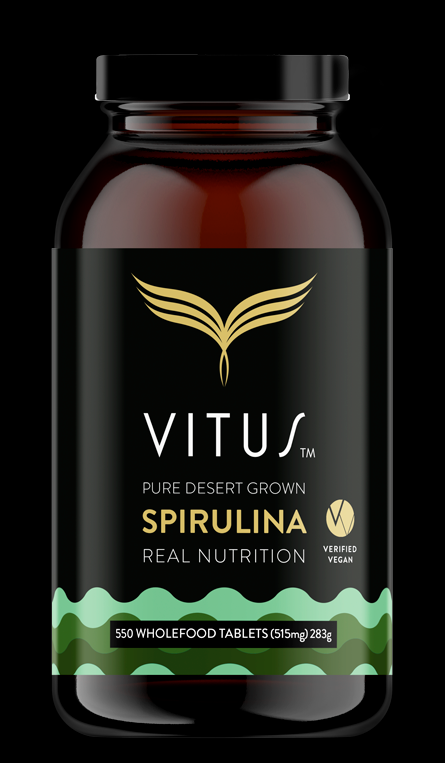 VITUS PURE DESERT GROWN SPIRULINA