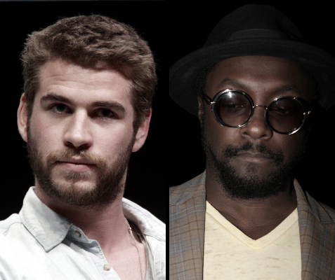 Many Hollywood celebrities such as Liam Hemsworth and Will.I.Am are championing the vegan movement.