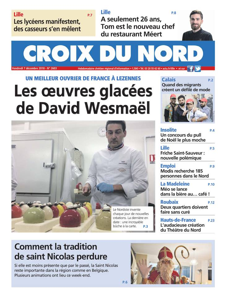 MEERT - LA CROIX DU NORD