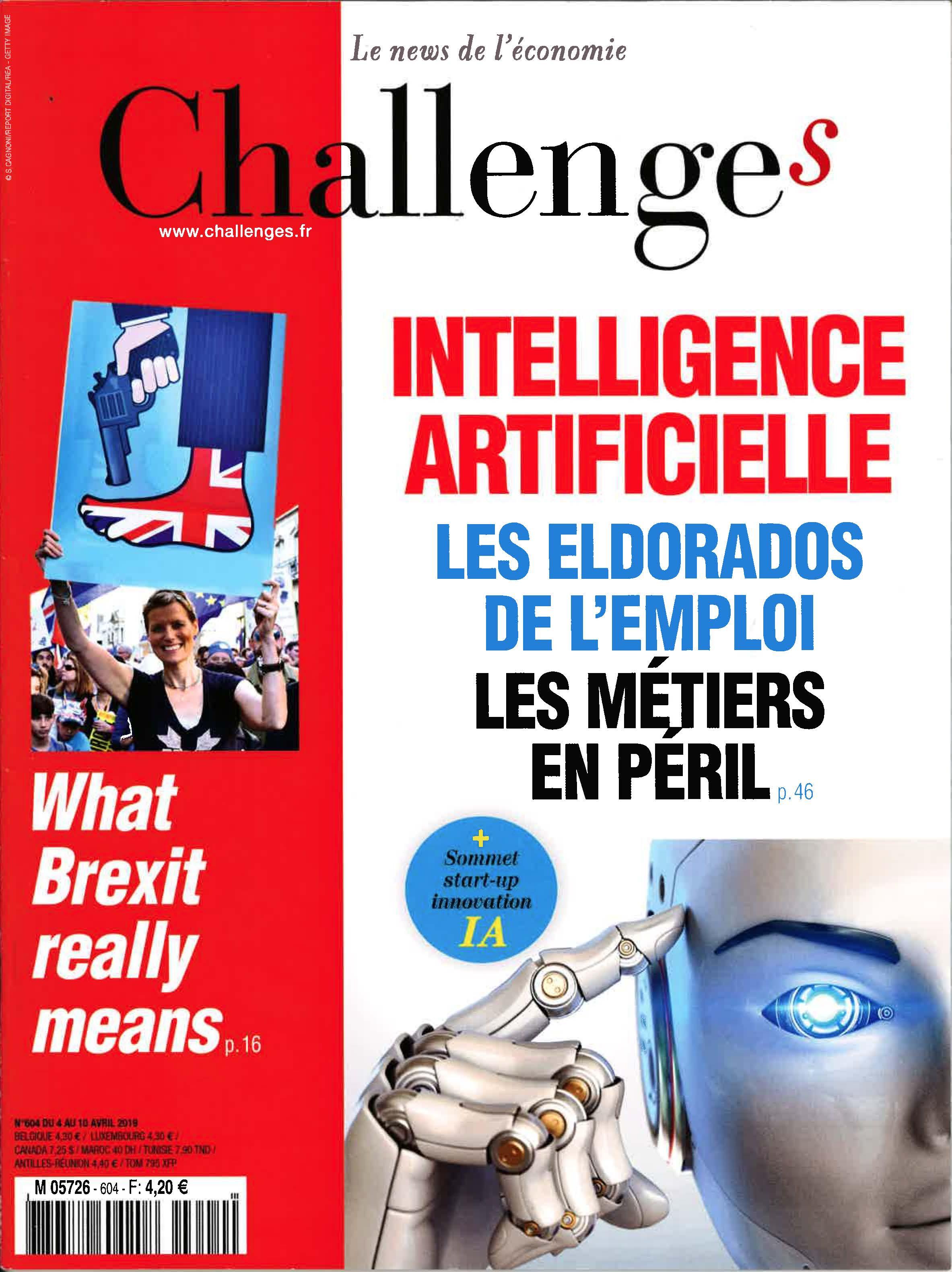 PAD Paris - Challenges