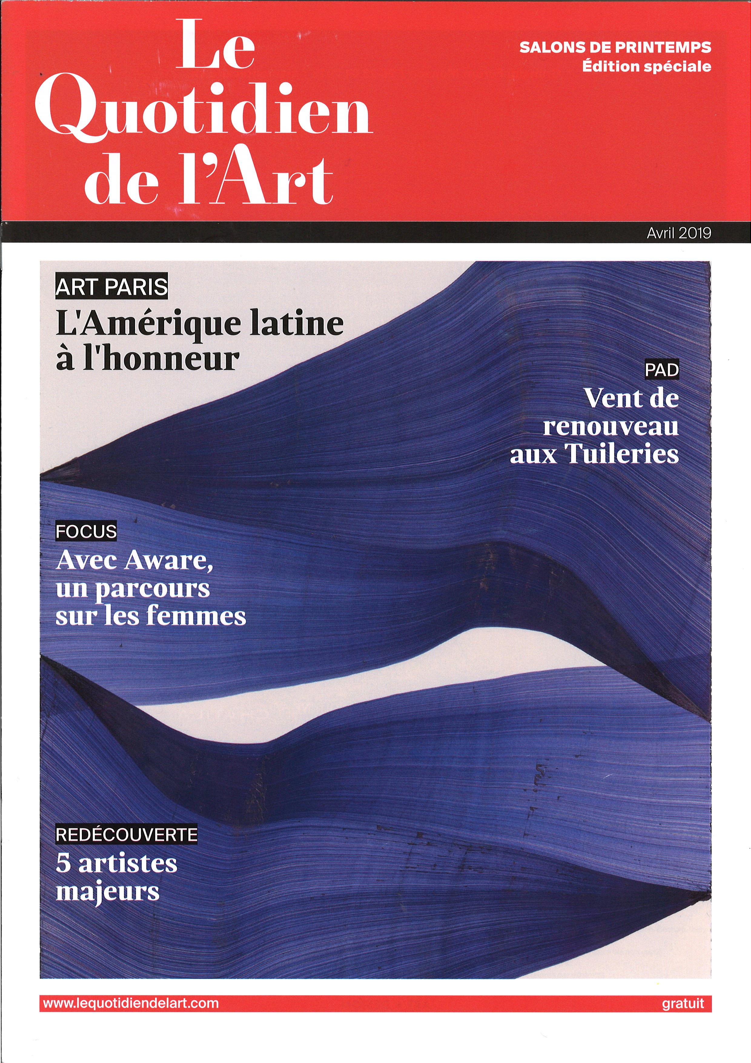 PAD Paris - Le Quotidien de l'Art