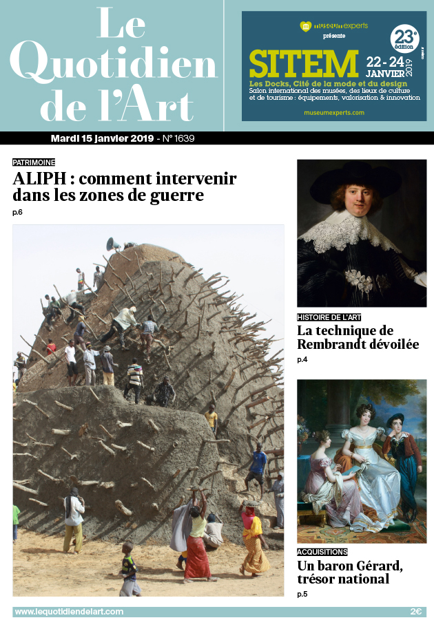 Max Hetzler - Le quotidien de l'art