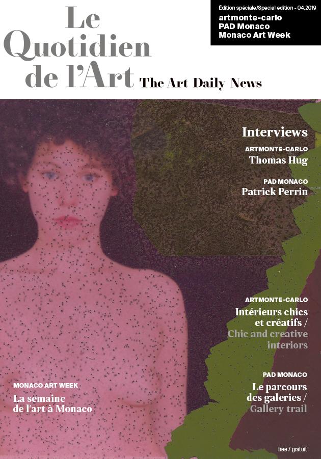 Galerie Negropontes - Le quotidien de l'art